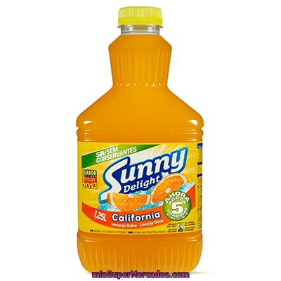 Sunny Delight California Botella 1.25 L