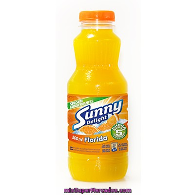 Sunny Delight Florida Refresco Multifrutas Envase 500 Ml