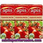 Tomate Frito Apis, Pack 3x215 G