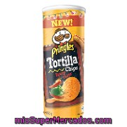 Tortilla Chips Spicy Chilli Pringles 160 G.