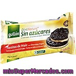 Tortita De Maíz Con Chocolate Gullón Diet Nature, Paquete 95 G
