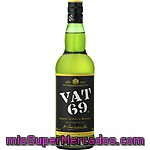 Vat 69 Whisky Escocés Botella 70 Cl