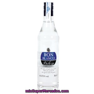 Velero Ron Blanco Botella 70 Cl