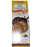 Virginias Galletas Chocolate Sin Gluten 135g