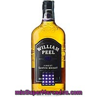 Whisky Black William Peel 70 Cl.