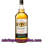 Whisky Blended Dyc Botella De 1,5 Litros