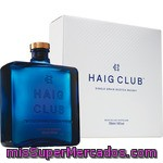 Whisky Escocés Haig Club 70 Cl.