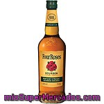 Whisky Four Roses Bourbon, Botella 70 Cl