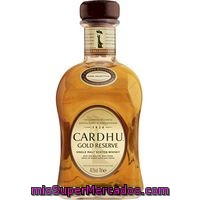Whisky Gold Reserva Cardhu 70 Cl.