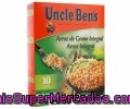 Arroz Grano Largo Integral Uncle Ben`s 500 Gramos