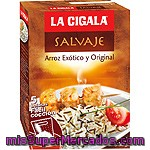 Arroz Salvaje La Cigala 500 Gramos