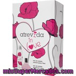 Atrevida In Love Eau De Toilette Natural Femenina Spray 75 Ml + Desodorante Spray 150 Ml