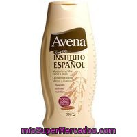 Body De Avena Instituto Español, Bote 500 Ml