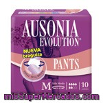 Braguita Pants Talla Media (36-48) Ausonia - Evolution 10 Ud.