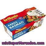 Brillante Arroz Basmati 2x125g