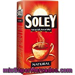 Cafe Molido             Soley Natural Super 250 Grs