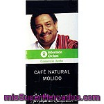 Cafe             Natural Intermon Oxfam Molido 250 Grs