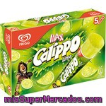 Calippo De Lima-limón Frigo, Pack 5x105 Ml