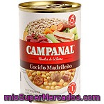 Campanal Cocido Madrileño Lata 425 G