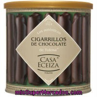 Cigarrillos De Chocolate Casa Eceiza, Lata 200 G