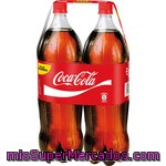 Coca Cola Normal Botella Pack 2x2l