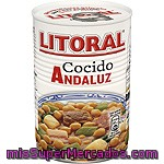 Cocido             Litoral Andaluz 425 Grs