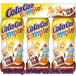 Cola Cao Complet Tripack 3x18,8cl