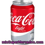 Cola Light, Coca Cola, Lata 330 Cc
