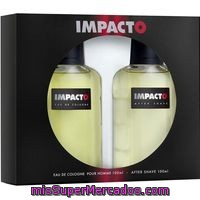 Colonia Impacto, Frasco 100 Ml + After Shave
