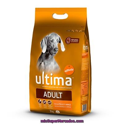 comida perro croqueta carne, compy, paquete 20 kg, mercadona
