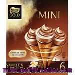Cono Gold             Nestle Mini Vain&choc 6 Uni
