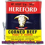 Corned Beef Hereford 340 G.