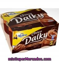 Dalky La Lechera Chocolate Pack 4 Uni