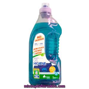 Mercadona detergente lavadora gel hipoalergenico aroma for Productos limpieza coche mercadona