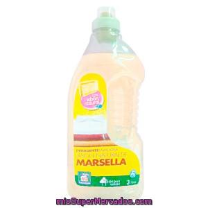 Detergente lavadora liquido marsella mano y maquina for Productos limpieza coche mercadona
