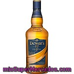 Dewar's White Label Whisky Escocés Special Reserva 12 Años Botella 70 Cl