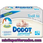 Dodot Toallitas Sensitive 54u X 2