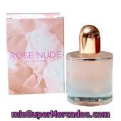 Eau Toilette Mujer, Rose Nude, Botella 75 Cc