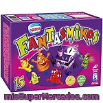 Fantasmikos Nestlé, Pack 15x15 Ml