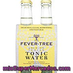 Fever Tree Premium Indian Tónica Pack 4 Botella 20 Cl