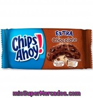 Galleta Chips Ahoy Extra Choco 182 Grs