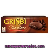 Galletas Grisbi Rell.chocolate 150 Grs