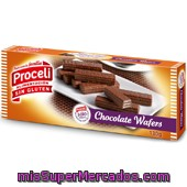 Galletas             Proceli Wafers Choco 130 Grs