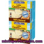 Gallina Blanca Caldo Casero De Pollo Pack 500ml
