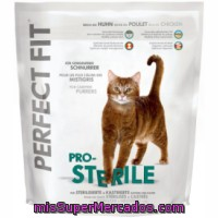 Gato Esterilizado Perfect Fit, Paquete 750 G