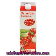 Gazpacho Normal Carrefour 1 L.