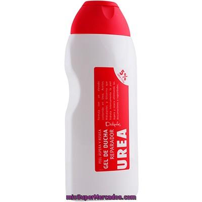 Gel ba o piel muy seca nutritivo urea deliplus botella - Bano de color mercadona ...
