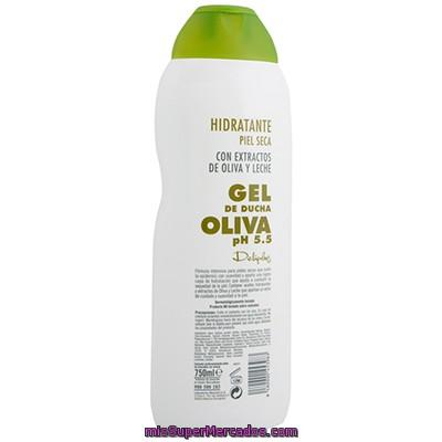 Gel ba o piel seca hidratante oliva y leche ph 5 5 - Gel de bano mercadona ...
