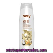 Gel De Ducha De Vainilla Nelly 750 Ml.