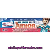 Gel Fresa Junior Kin, 75 Ml